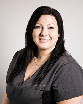 Natalie Costache, Grande Prairie Dental Assistant